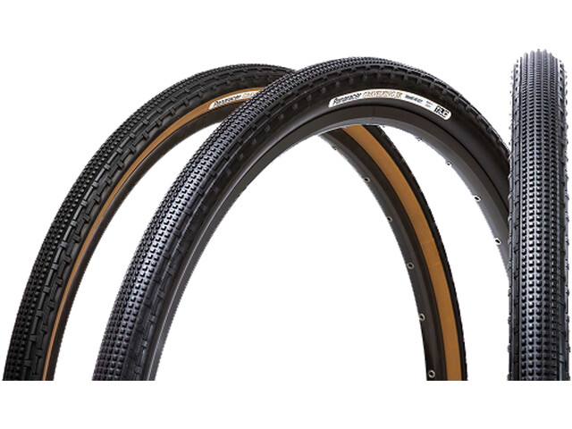 Panaracer Gravelking SK Folding Tyre TLC 700x38C black